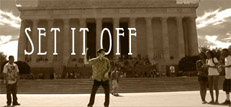Set It Off dance video directed and starring Jimmy Nguyen as he dances through Washington, D.C. to DJ Girl Talk's song