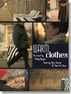 Warm Clothes short movie about a zebra dryer