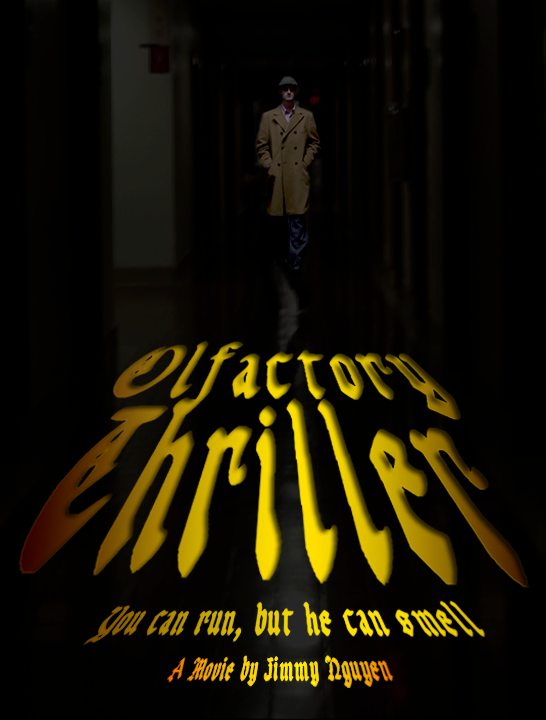Olfactory Thriller short movie directed by Jimmy Nguyen