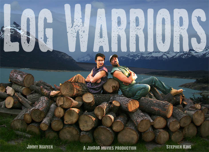 Log Warriors Movie Poster directed by Jimmy Nguyen