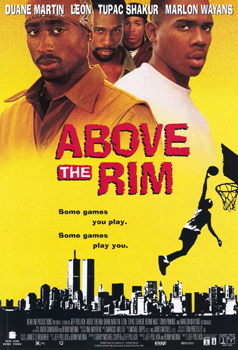Above the Rim movie poster