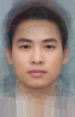 This is what an average Vietnamese male looks like